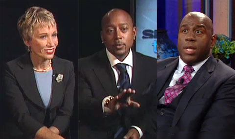 barbara-corcoran-daymond-john-magic-johnson-speaker